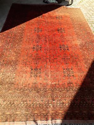 Origenal Persian Carpet second hand