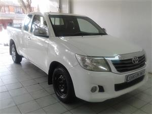 2012 Toyota Hilux Xtra cab HILUX 2.4 GD 6 RB SRX P/U E/CAB