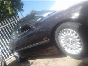 1995 BMW 3 Series sedan