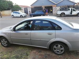 2004 Chevrolet Optra 1.6 L