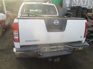 NISSAN NAVARA YD 25 DIESEL STRIPPING FOR SPARES