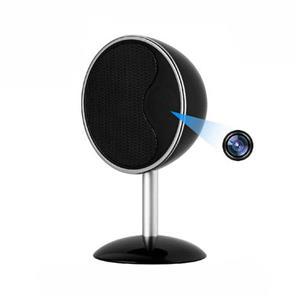 Bossanova Bluetooth Speaker Spy Camera on Sale - Spy Shop