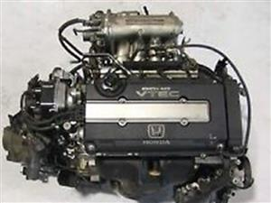 Complete Second hand used HONDA ENGINES