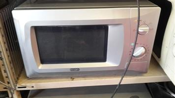Defy microwave oven for sale