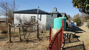 HOUSE FOR SALE IN LINDLEY FREE STATE