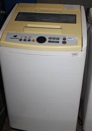 Samsung fully automatic washing machine white S037815A #Rosettenvillepawnshop