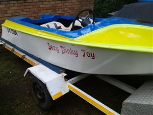 Boat for sale or to swap for car