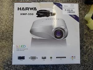 Harwa HWP-550 Projector