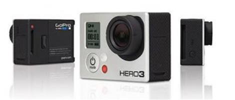 GOPRO HERO 3 (EXCELENT CONFITION)