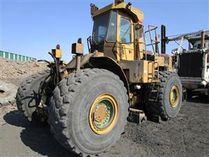 Caterpillar 824C Front End Loader - ON AUCTION