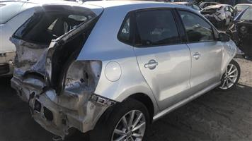 VW Polo 6 2010 1.4 lt stripping for parts