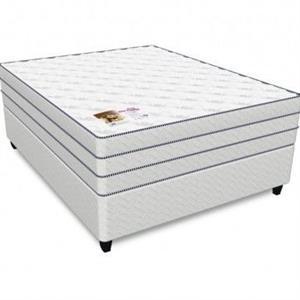 Rest Assured 183cm Aberdeen No Turn Box Top Bed Set