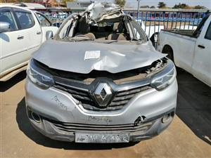 2017 Renault Grand Scenic 1.6dCi Dynamique Code 3