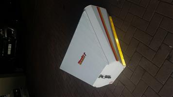 Venter trailor nose cone