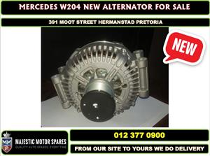 Mercedes Benz W204 new aftermarket alternator for sale