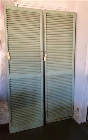 Green cupboards for sale