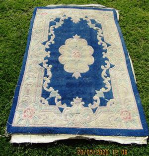 Used Carpet - 154cm x 106cm