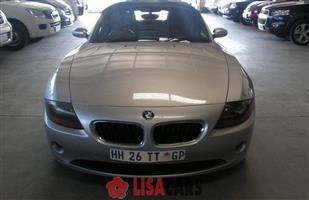 2003 BMW Z4 2.5si roadster steptronic