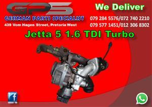 VW Jetta 5 1.6 TDI Turbo for Sale