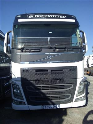 2015 Volvo FH globetrotter version 4