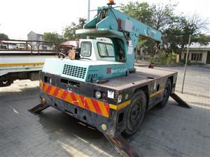 Shuttlelift 6 Ton Mobile Crane