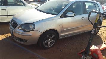 2006 VW Polo 1.9TDI 96kW Highline