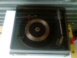 2 x Garrard  turntables as parts