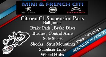 Citroen C1 Suspension Parts for sale