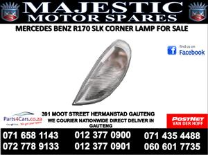 Mercedes benz r170 slk corner lamps for sale