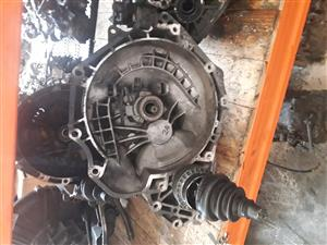 OPEL C16se GEARBOXES