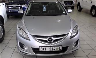 2009 Mazda 6 Mazda 2.5 Individual