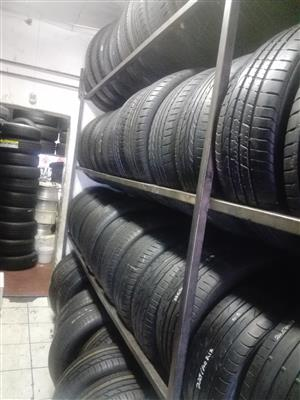 We are selling and buying Good used second hand tyres and mags ,rims plus Mag Repairs