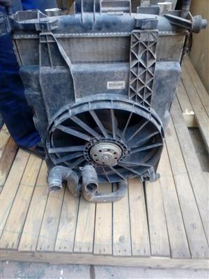 Renault Scenic Radiator and Fan