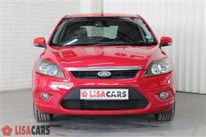 2009 Ford Focus hatch 5-door FOCUS 2.5 ST 5Dr