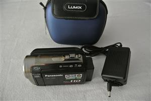 Panasonic HS60 Full HD Camcorder With 120GB HDD