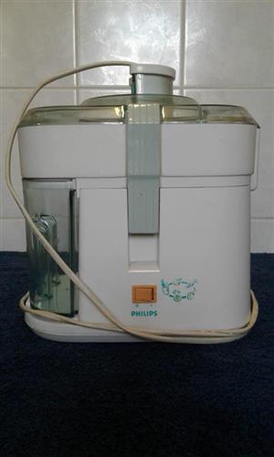 Phillips vintage juicer