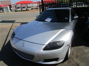 2009 Mazda RX-8 5 speed