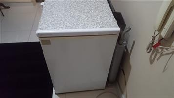 GAS AND ELECTRECT FREEZER