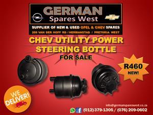 Chev Utility Power Steering Bottle FOR SALE!