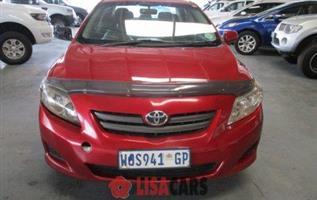 2007 Toyota Corolla 1.6 Professional