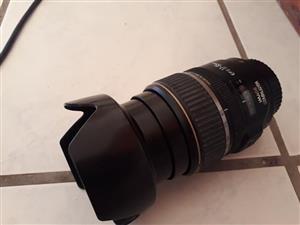 Canon lens 17mm-85mm