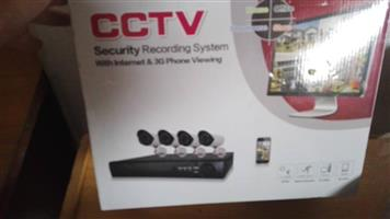 CCTV Security recording system for sale