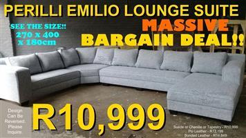PERILLI EMILIO U-Shape Lounge Suite