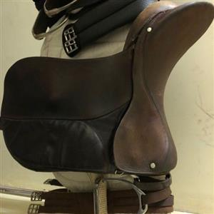 4 Saddles for sale