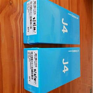 Samsung Galaxy J4 Brand new Sealed for sale!