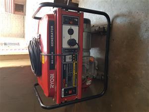 Ryobi RG 6900 Petrol generator