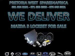 Mazda 3 Lock Set For Sale