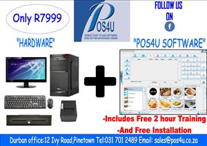 Point of sale system + Software