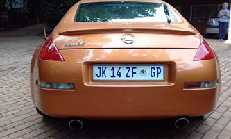 Classic original 2007 Nissan 350Z coupe