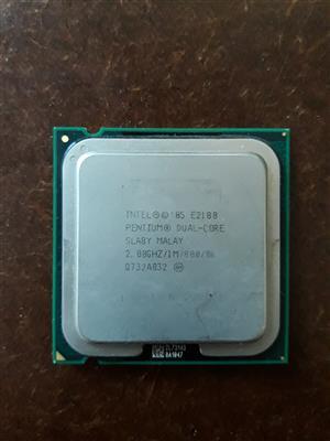 Intel Pentium CPU Dual Core 2GHz